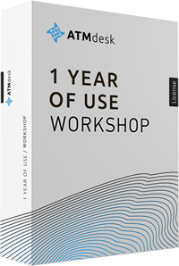ATMdesk/Workshop 1 Year of Use